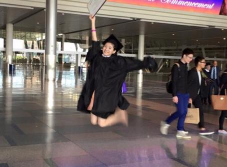 渋谷真紀子:米大学院編2013年〜2015年