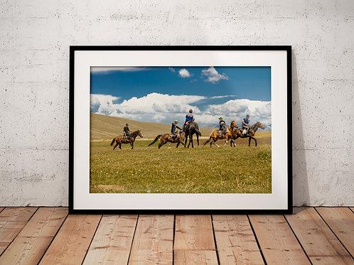 Kirgistan, Songköl