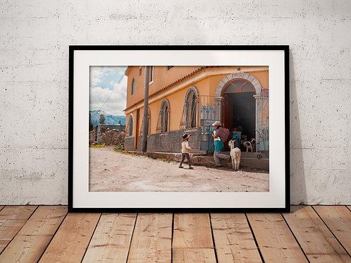 Peru, Yanque
