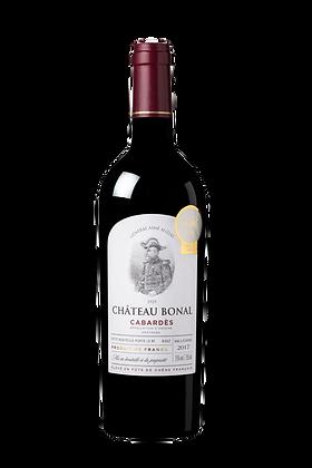 AOP Cabardès Rouge Chateau Bonal 2017 x6