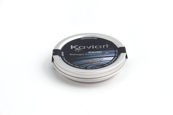 Caviar Beluga Imperial d'Elevage 30g
