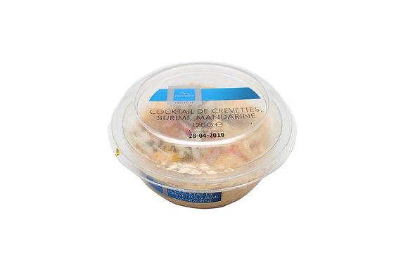 Délice de Crevette Surimi Mandarine