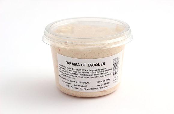 Tarama de Saint-Jacques 500g