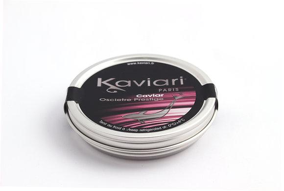 Caviar Oscietre Prestige d'Elevage 100g