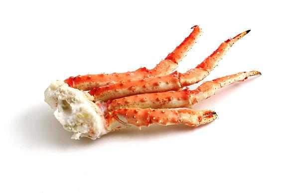 Pattes de Crabe Royal Congelées 700g/+ / 22kg