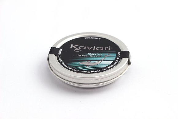 Caviar Baeri Royal d'Elevage 30g