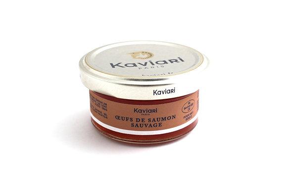 Oeufs de Saumon Sauvage 50g