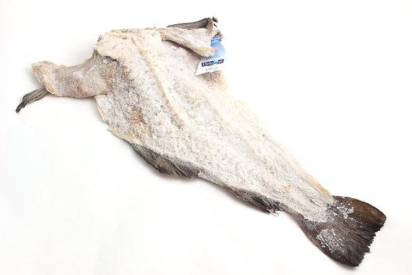 Morue Salée Séchée Taille 7/9 25kg