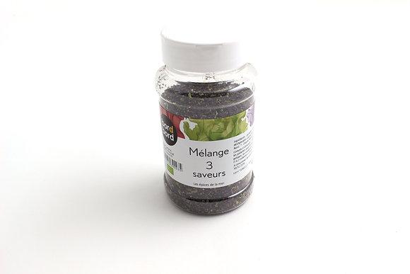 Mélange 3 saveurs d'Algues Bio Déshydratées 1kg