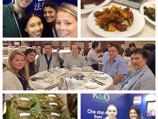 R&O Seafood Gastronomy au Seafood Expo Asia