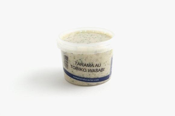 Tarama au Tobiko Wasabi 100g