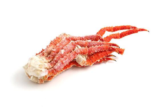 Pattes de Crabe Royal Congelées 300/700g / Environ 20kg