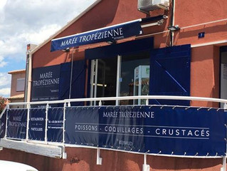R&O Seafood Gastronomy à Saint-Tropez