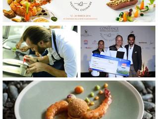 OSO : Partenaire du Festival Culinaire Bernard Loiseau