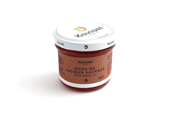 Oeufs de Saumon Sauvage 100g