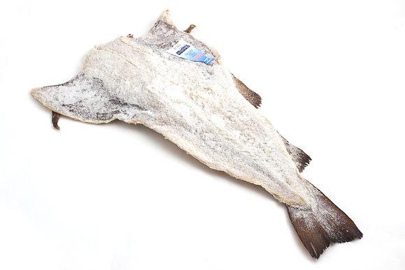 Morue Salée Séchée Taille 13/15  25kg