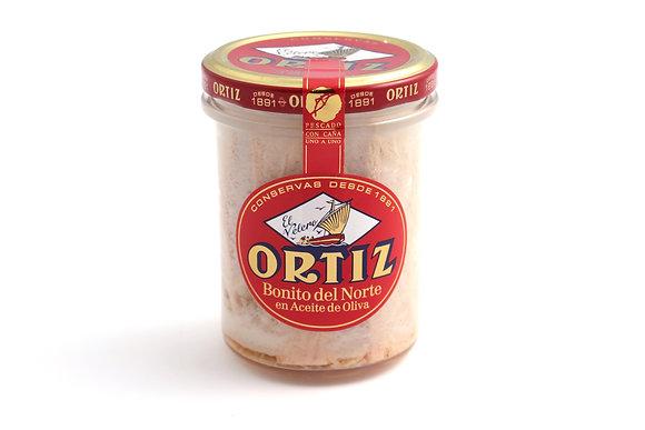 Thon Blanc Germon à l'Huile d'Olive 220g
