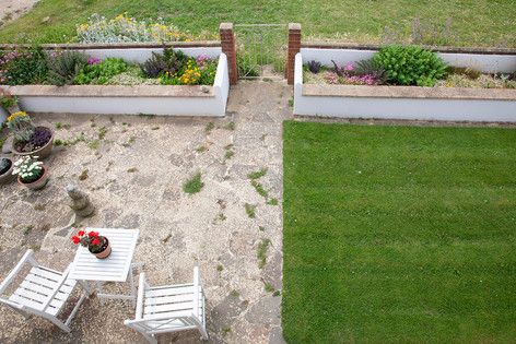 Take a seat on the front terrace! Croquet anyone? Jug of Pimms, perhaps?