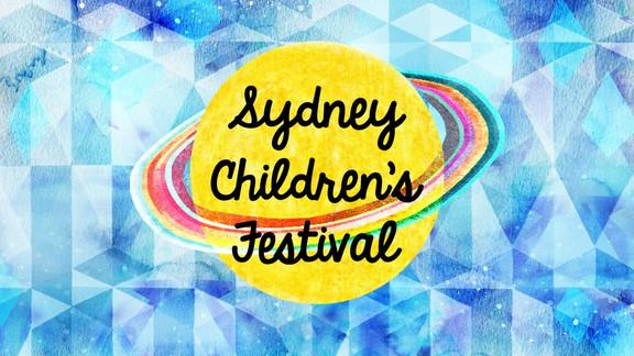 Sydney Children's Festival 2014 trailer