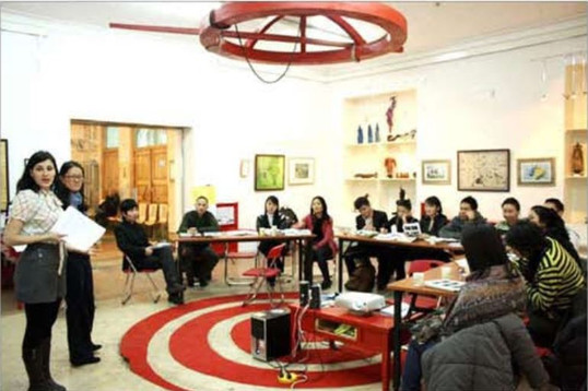 Arts Council of Mongolia Mongol Messenger articles