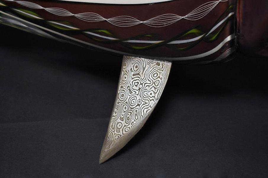 Damascus Fish Detail.jpg