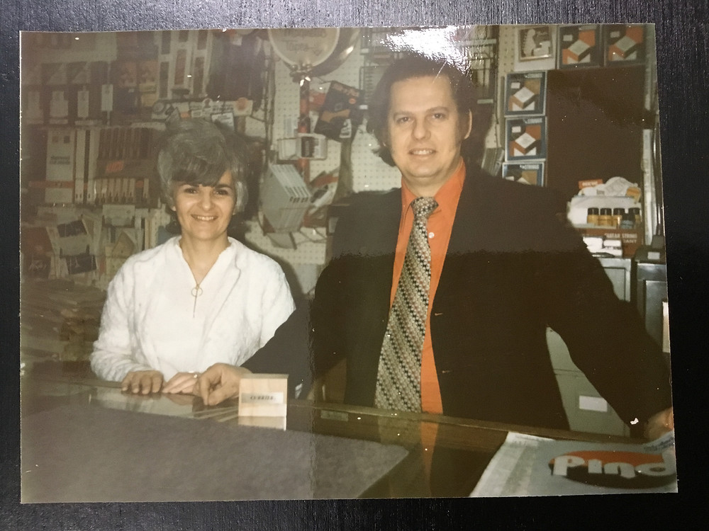 Mr. & Mrs. Currier