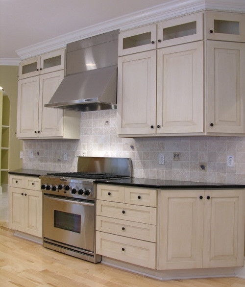 Gourmet custom kitchen