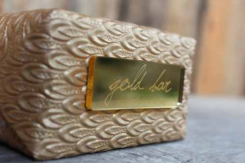 GOLD BAR- Unscented