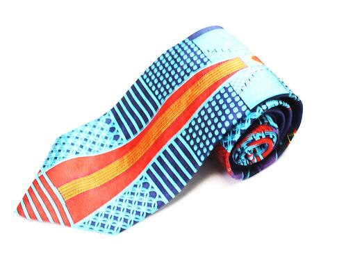Pangborn Design Navy Necktie