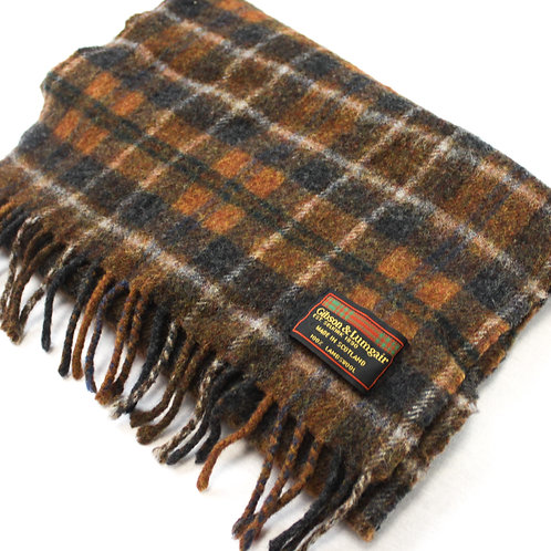 Gibson & Lumgair Plaid Scarf