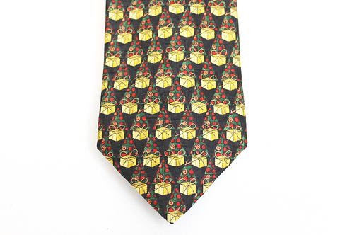 Ermenegildo Zegna Christmas Necktie