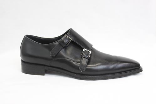 Ermenegildo Zegna Black Dress Shoes Size 12
