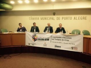 Seminário do Terceiro Setor - Legalidade e Recursos em Tempos de Crise