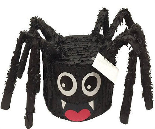 Spider BOY OR GIRL Halloween Party Pull Strings Pinata - 40 cm