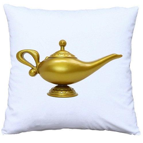 Aladdin Magic Lamp Cushion Decorative Pillow - 40cm
