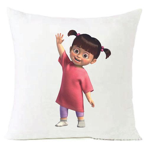 Monsters Inc Girl Cushion Decorative Pillow - 40cm