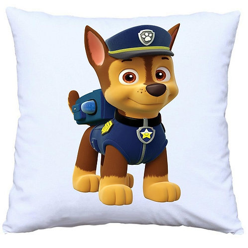 Paw Patrol Chase Cushion Decorative Pillow - 40cm