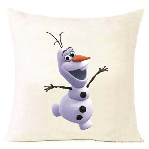 Frozen Olaff Cushion Decorative Pillow - 40cm