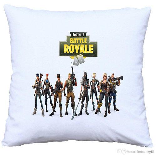 Fortnite Game Cushion Decorative Pillow - 40cm