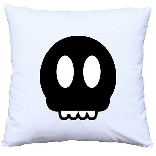 Halloween Skull Cushion Decorative Pillow - 40cm