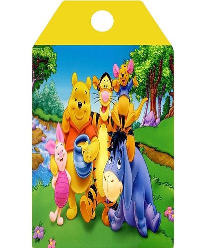 Winnie the Pooh Gifts Tags - 12 pcs set