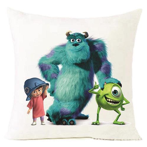 Monsters Inc Cushion Decorative Pillow - 40cm