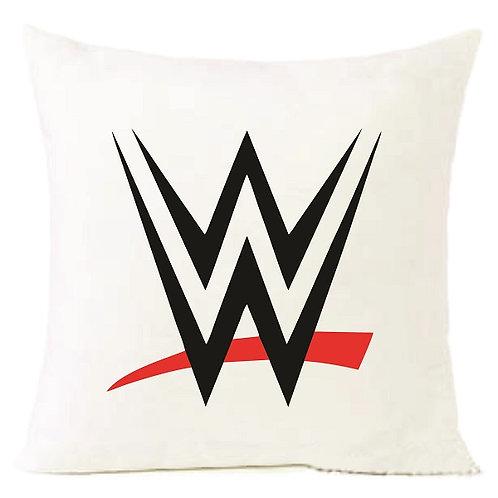 WWE Logo Cushion Decorative Pillow - 40cm