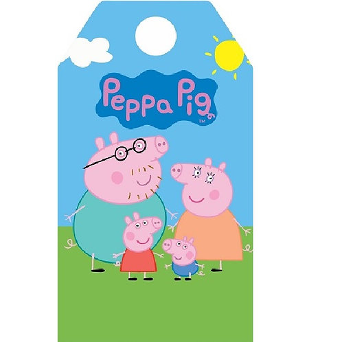 Peppa Pig Gifts Tags - 12 pcs set