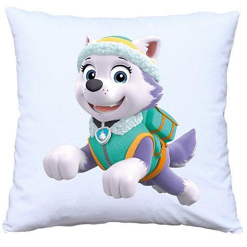 Paw Patrol Everest Cushion Decorative Pillow - 40cm