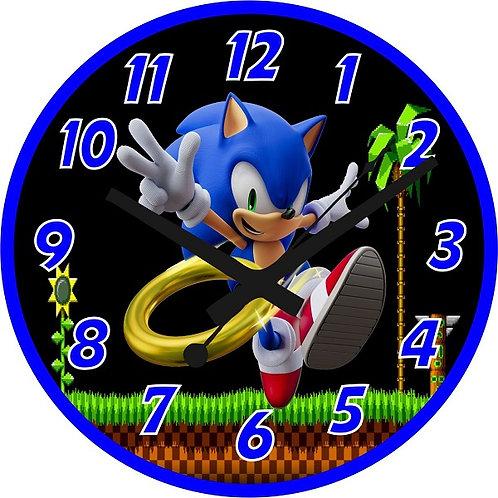 sonic Game Clock