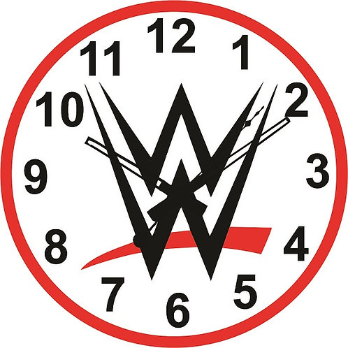 WWE  Wrestling Clock