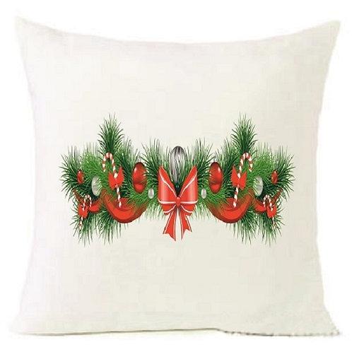 Christmas Ornament Cushion Decorative Pillow COTTON OR LINEN -40cm