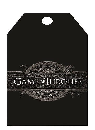 Game of Thrones Gifts Tags - 12 pcs set