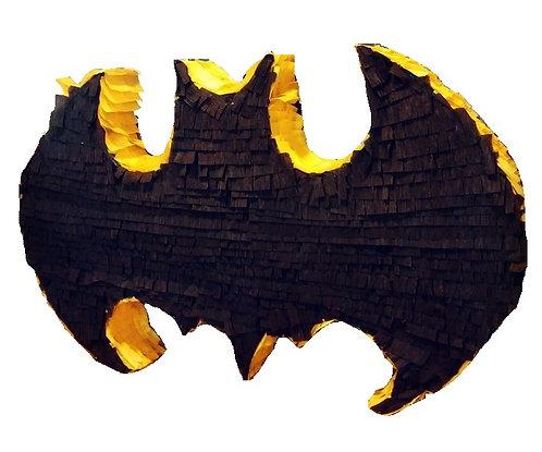Batman Bat Birthday Party Pull Strings Pinata -40 cm